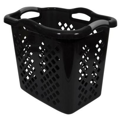 Home Logic Black Laundry Hamper 2 Bu Rating 5 Out Of 5 Stars 1