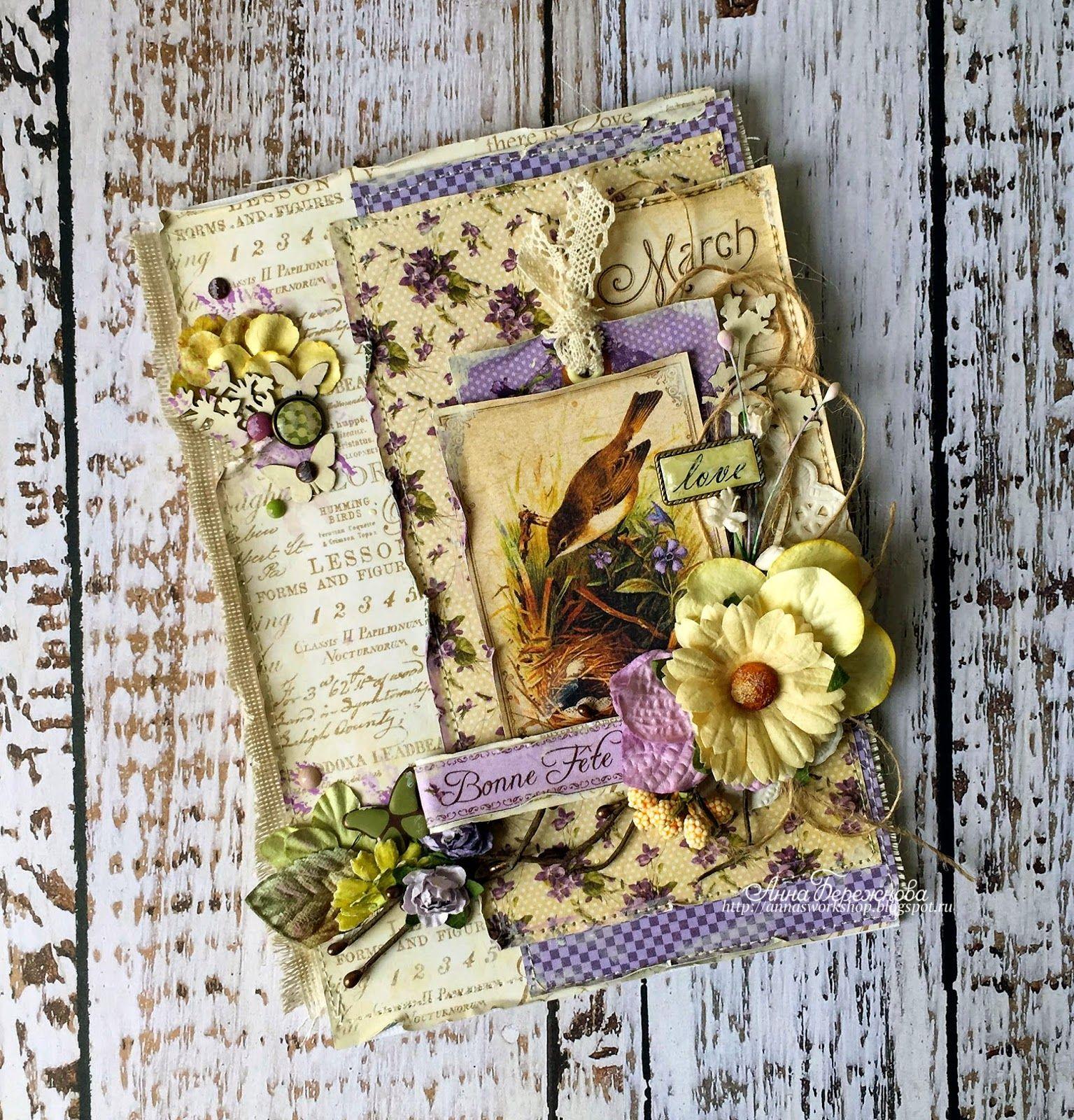 открытки ручной работы идеи для вдохновения женщины да, стареют