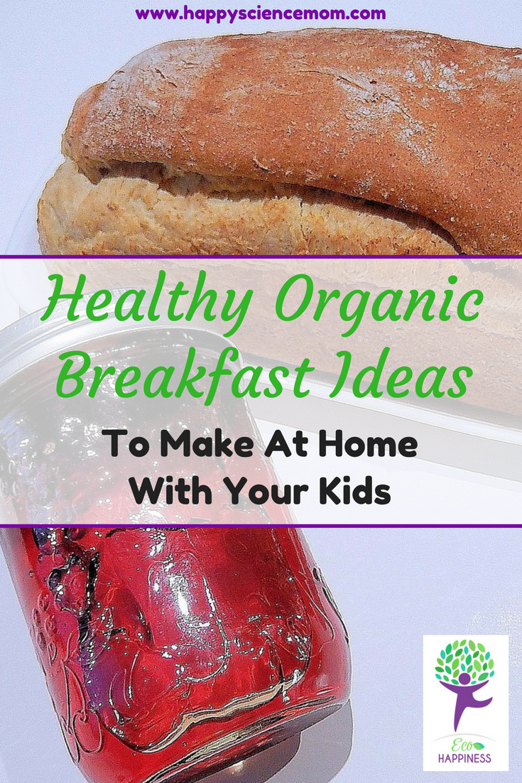 Healthy Organic Breakfast Ideas To Make At Home With Your Kids