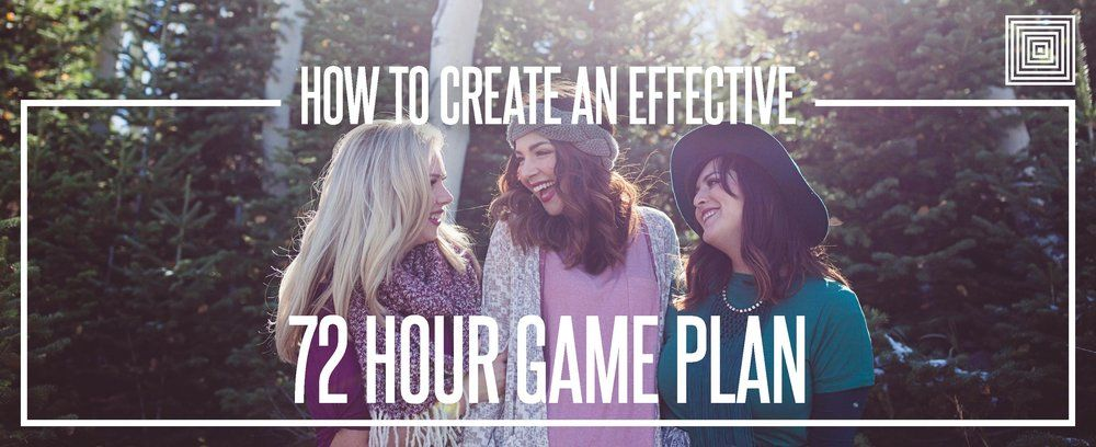 We're gonna talk about that blessed 72-hour game plan right now. Whether  you're a Retailer or in the queue club, LuLaRoe's 72-hour Plan is basically  the foundation to your business and like any foundation, it absolutely and  totally connects to your WHY (everything should!) The 72-hour Game Pla