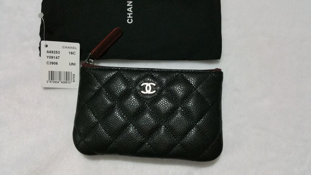Chanel O case in size small   My Style   Pinterest   Chanel, Small ... d2b1c2a269