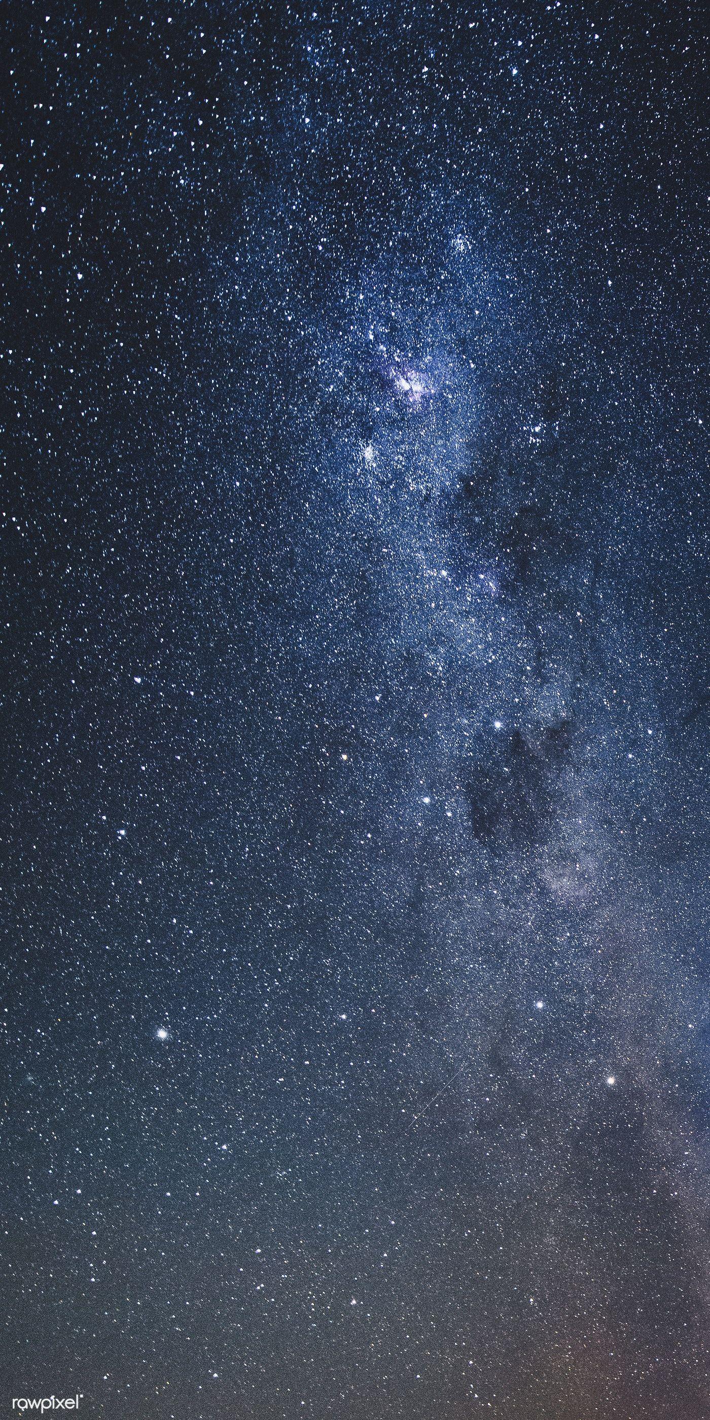 Download Premium Photo Of Beautiful Milky Way In The Night Sky