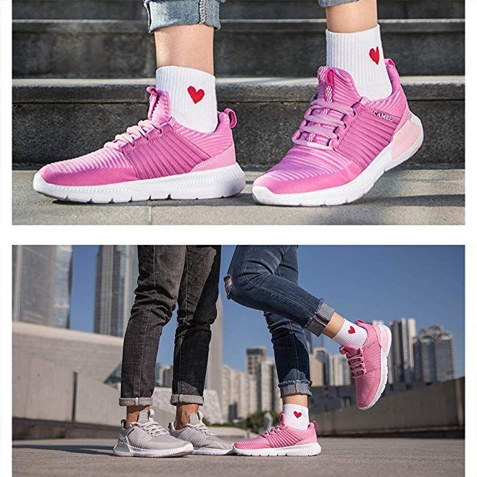 932c733e18828 Amazon.com | CAMEL CROWN Men/Women's Sport Running Shoes Lightweight ...