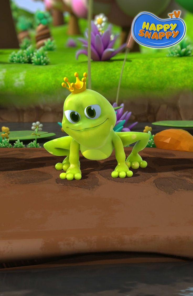 kidrhymes #happy #snappy #speckeldfrog #nurseryrhymes ...