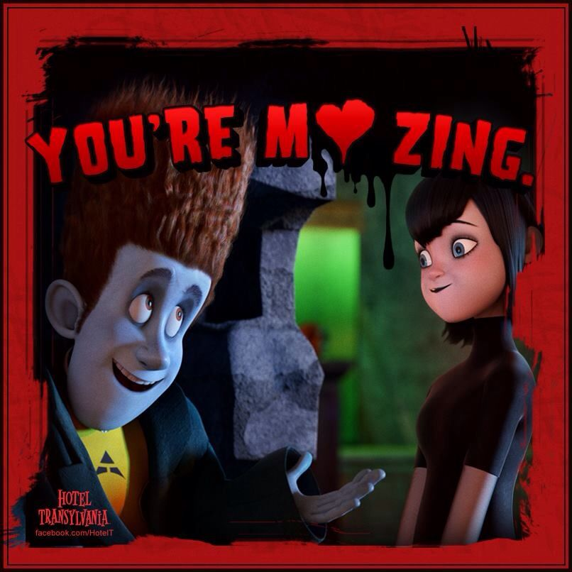 You Are My Zing With Images Hotel Transylvania Zing Hotel