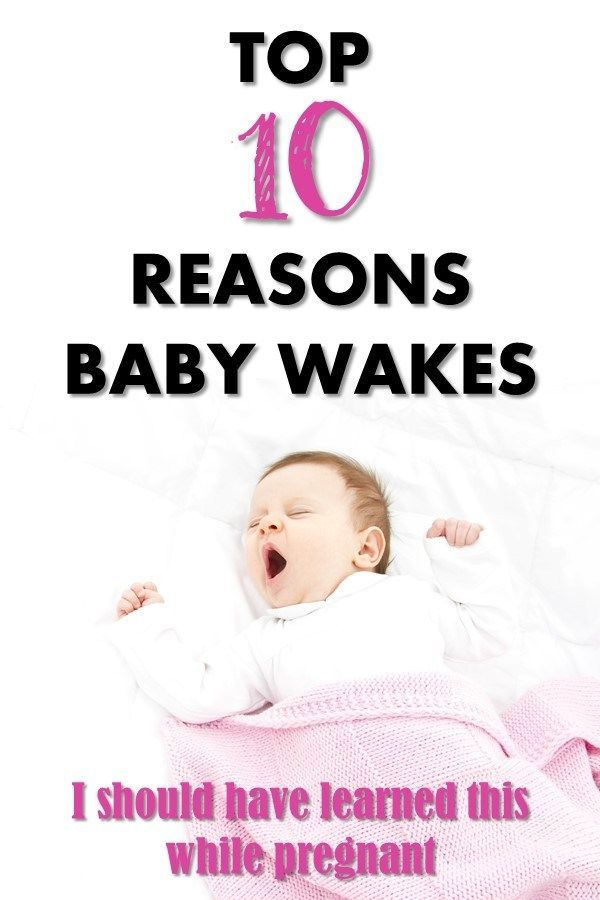Why Is Baby Waking Up At Night 10 Possible Reasons And -3441