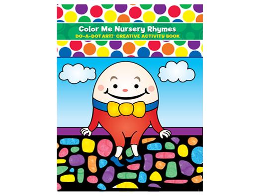 Do-A-Dot: Color Me Nursery Rhymes