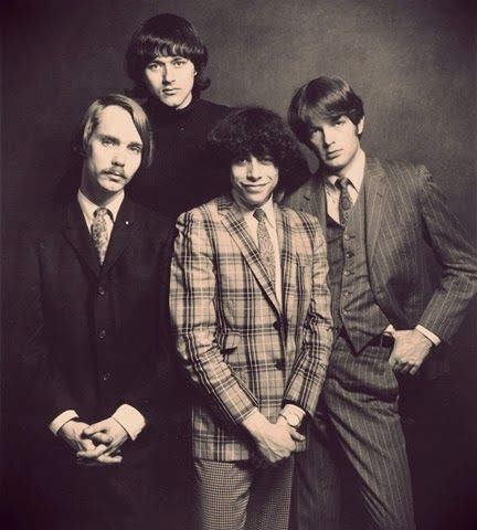 San Francisco based New York transplants The Youngbloods 1967