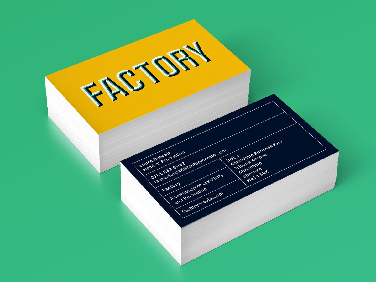 Factory instruct studio design print and digital in manchester business cards factory instruct studio design print and digital in manchester colourmoves