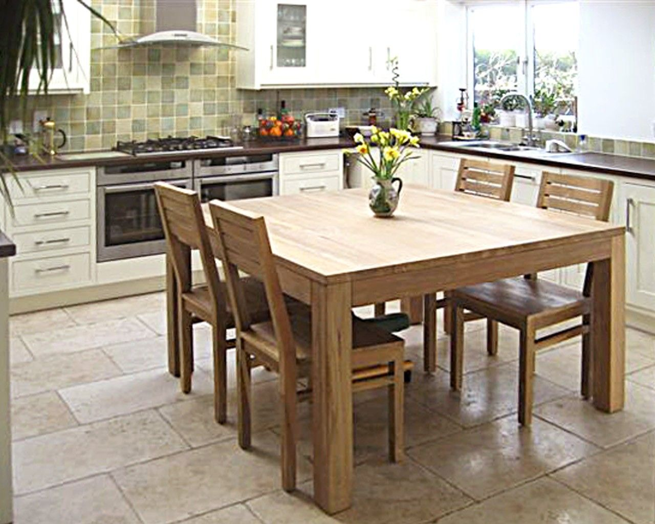 Classic Dining Furniture Small Kitchen Design Square Tables In 14 Top Rated Room