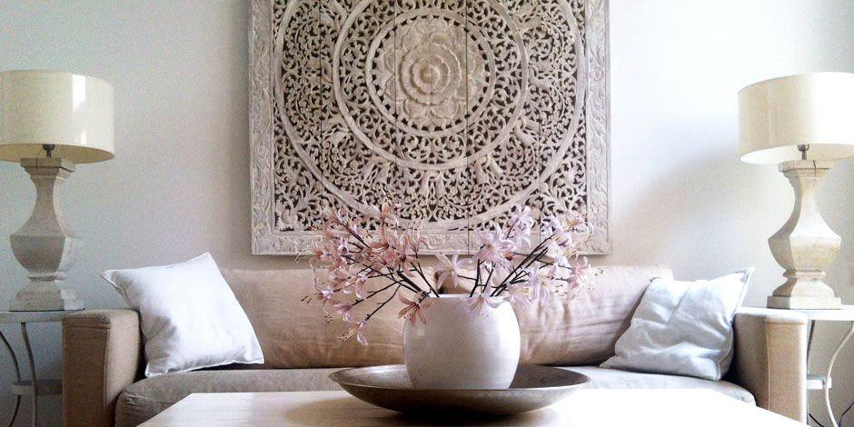 Simply pure handgesneden houtsnijwerk panelen houten wandpanelen houten wandkunst houten - Ad decoratie binnen ...