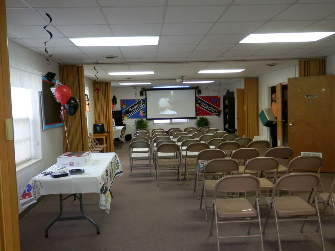 BGBC Fellowship Hall fellowship hall Pinterest Hall