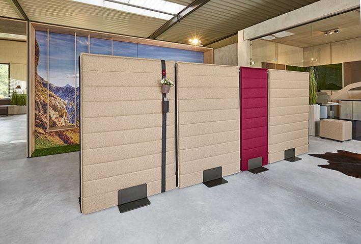 akustik trennw nde silent von febr silent reduziert die ger uschkulisse im raum und. Black Bedroom Furniture Sets. Home Design Ideas
