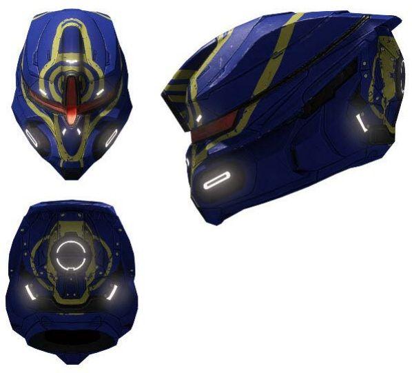 Halo 4 Deadeye Helmet DLC (Spartan Armor Downloadable ...