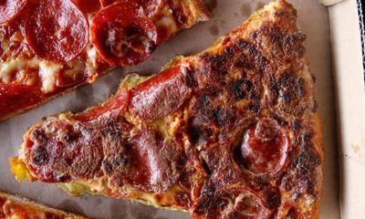 Lee Tiernans arme ridder-pizza