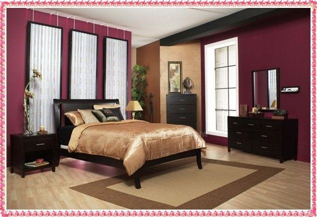 22 Beautiful Bedroom Color Schemes Teen bedroom colors Warm