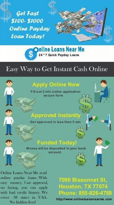 Payday Loans Online In Houston Texas