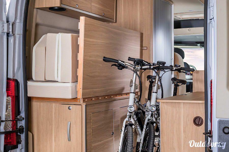 2018 hymer aktiv 20 motor home class b rental in houston