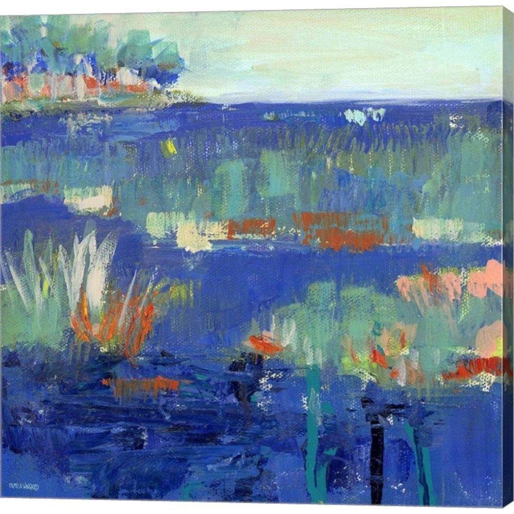 Pamela j wingard ublue series restu canvas art products