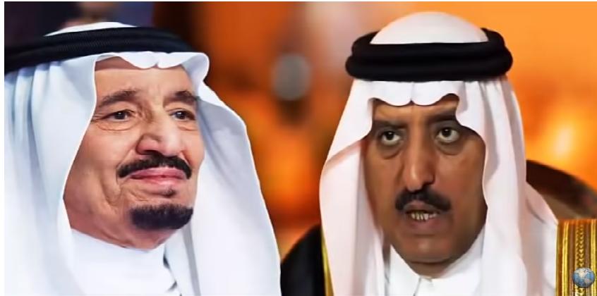 عـاجل بالفيديو التلفزيون السعودي الأمير أحمد بن عبدالعزيز يعزل الملك سلمان وإبنه محمد من الحكم Stuff To Buy Nun Dress Nuns