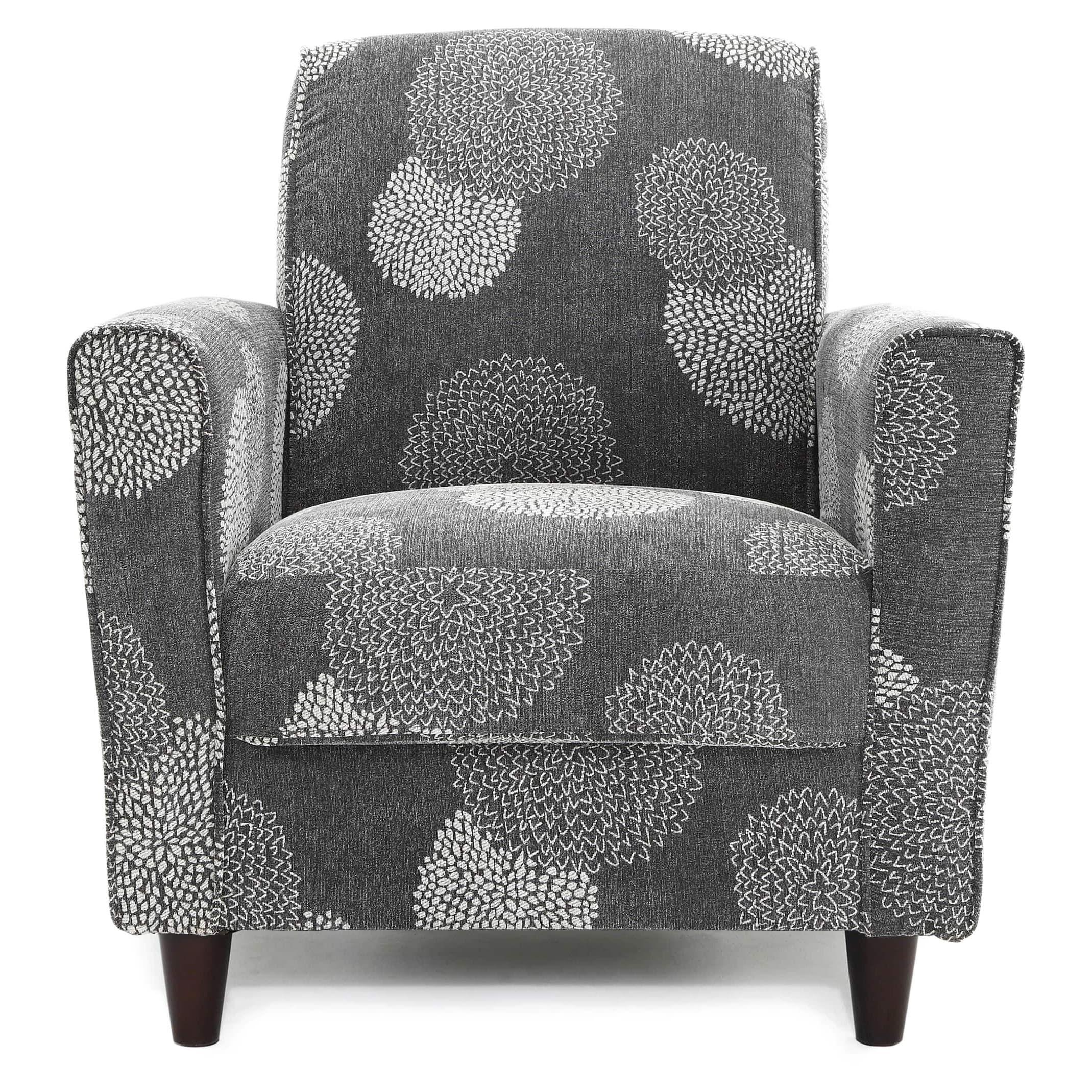 Best Porch Den Corktown Leverette Sunflower Accent Chair 400 x 300