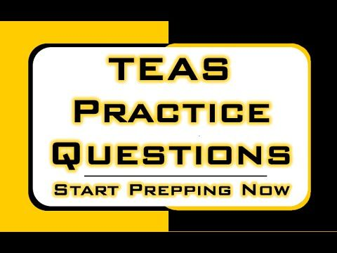 Free TEAS Math Practice Questions Three Difficult TEAS Test