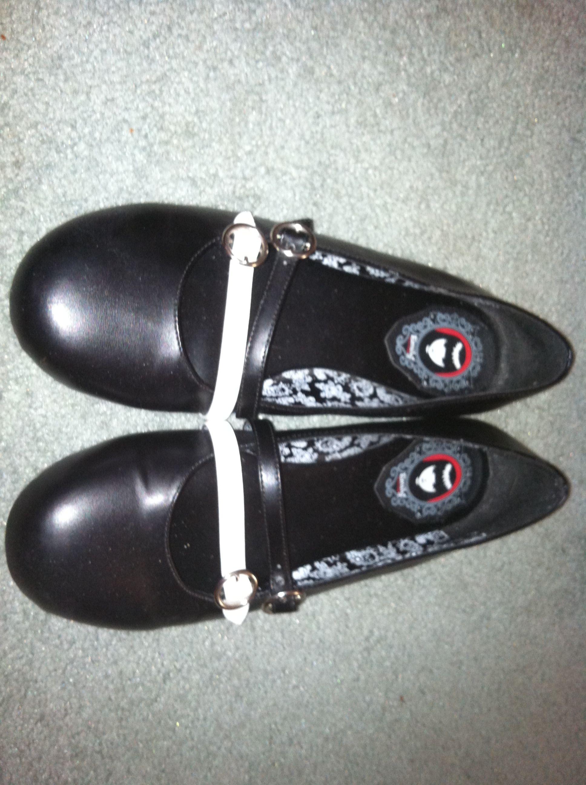 Emily Strange Shoes. Susie