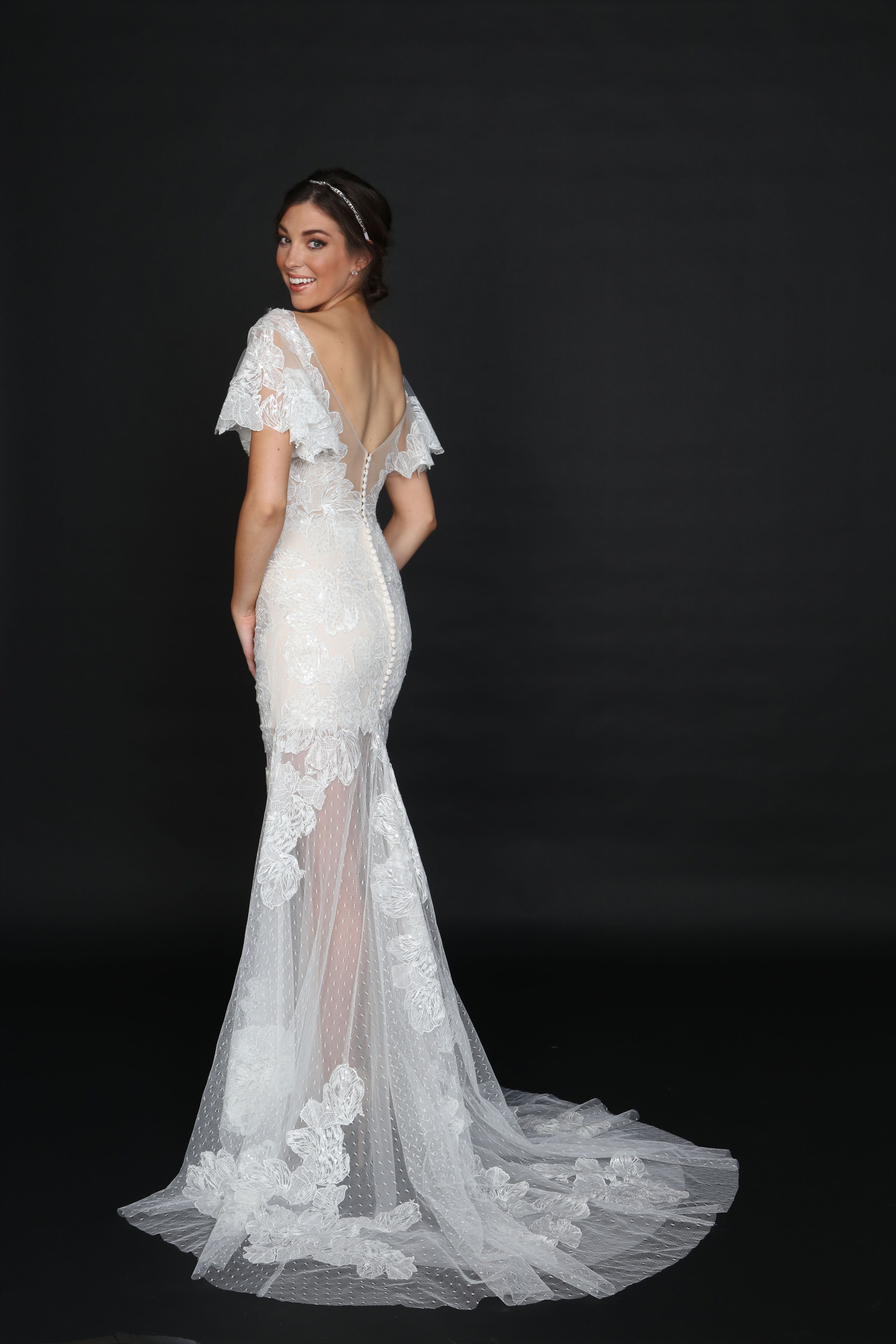 Evelyn bridal blog post our favorite wedding gowns with sleeves