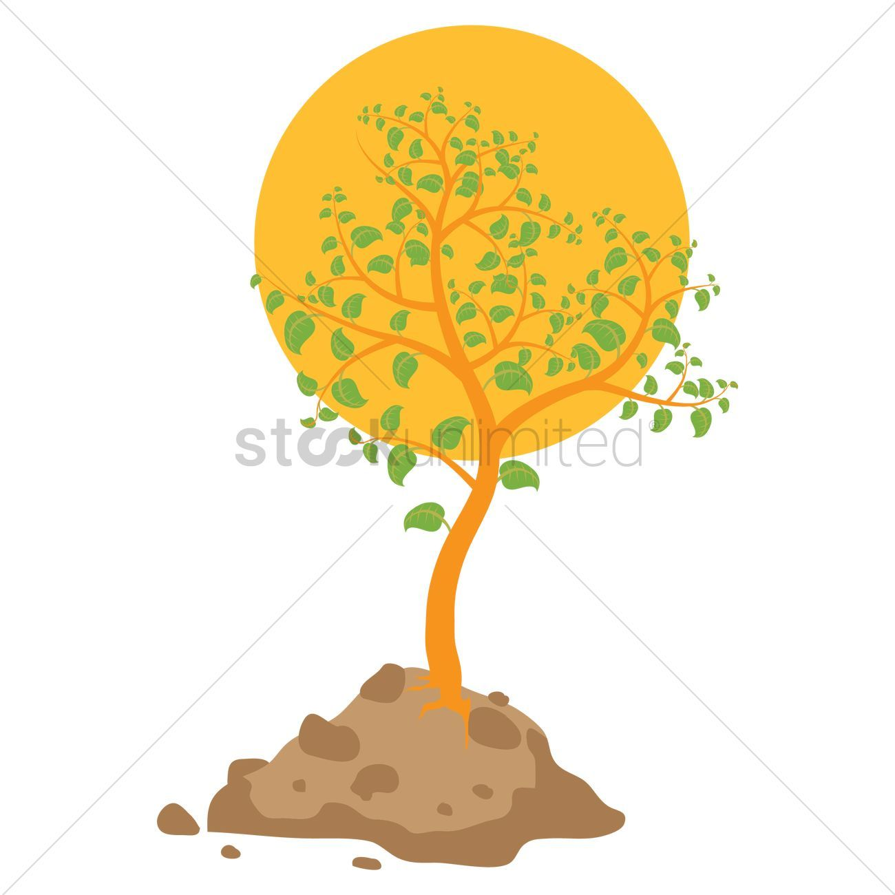 You Don T Have To Be A Designer To Get Awesome Visuals Leaf Vector Illustration Tree Vector Leaves Vector