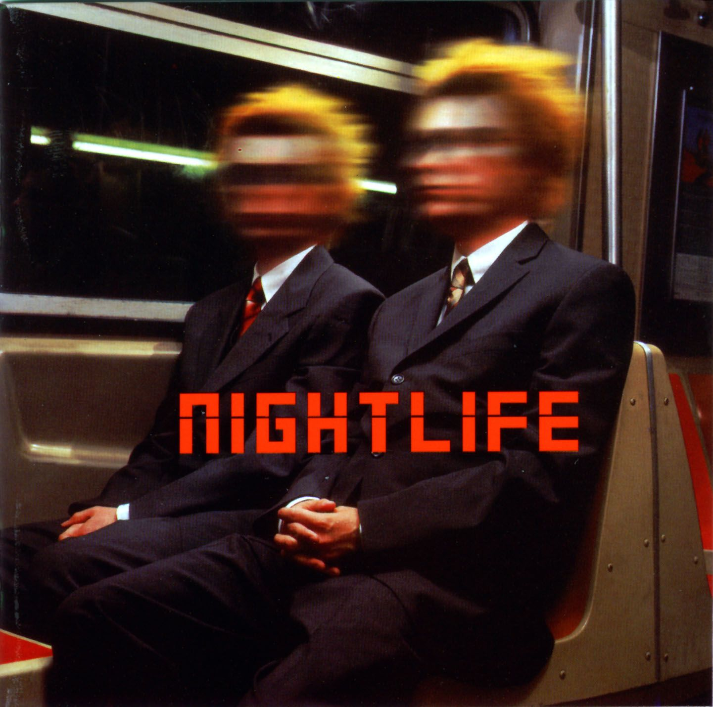Pet Shop Boys Nightlife 1999 Pet Shop Boys Pet Shop Boys Pet Shop Music Artwork