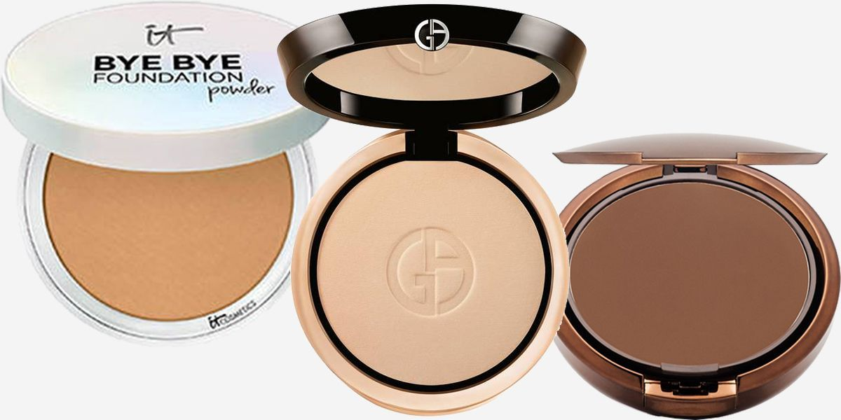 These 10 Powder Foundations Are So Good They Ll Convert A Die Hard Liquid Fan Best Compact Powder Best Powder Foundation Powder Foundation