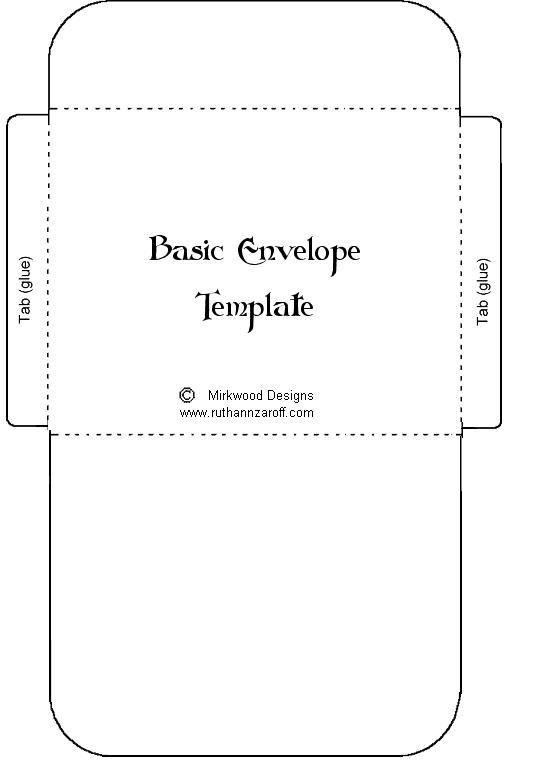 patrones para sobres de invitaciones - Buscar con Google | papel ...
