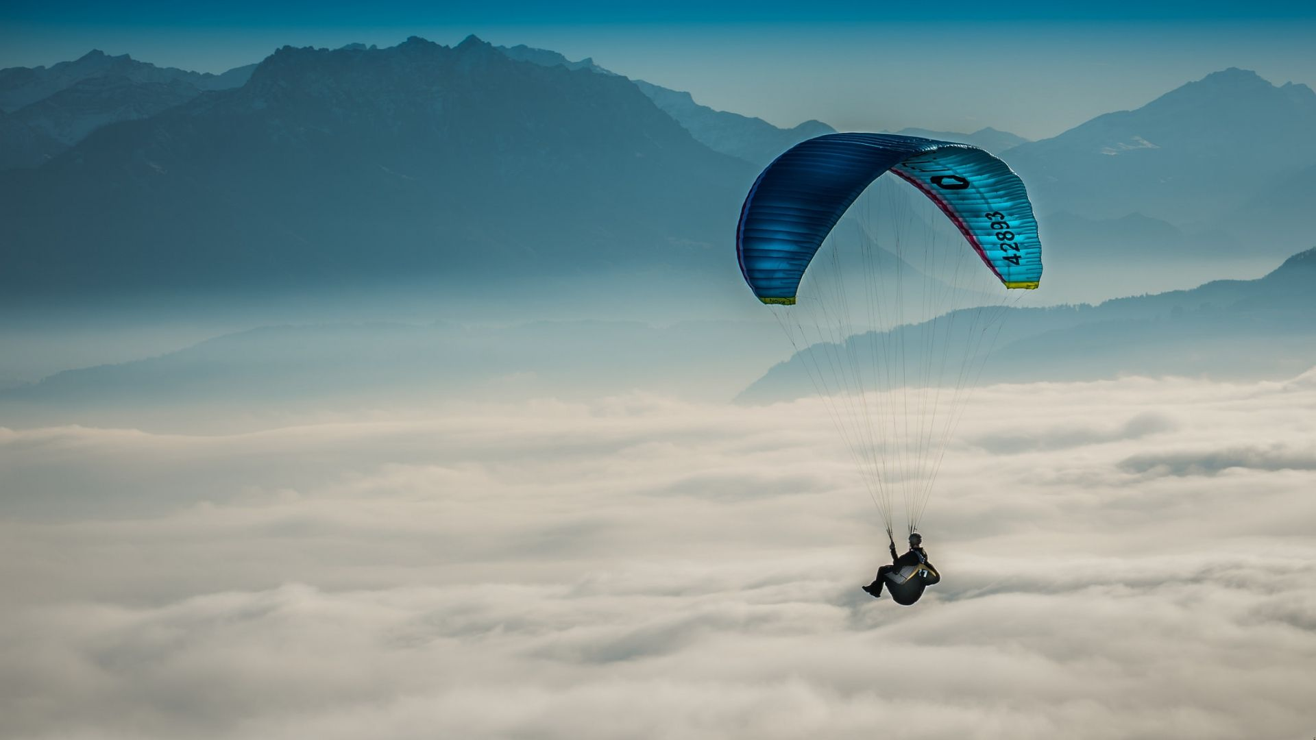 full hd 1080p paragliding wallpapers hd, desktop backgrounds | epic