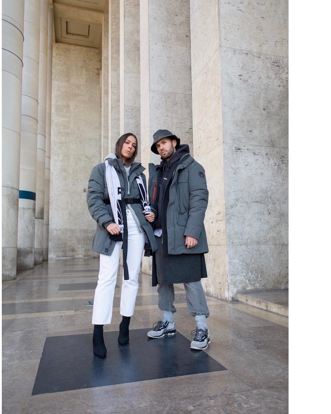 Fashion couple outfit from @jaimetoutcheztoi | Couple