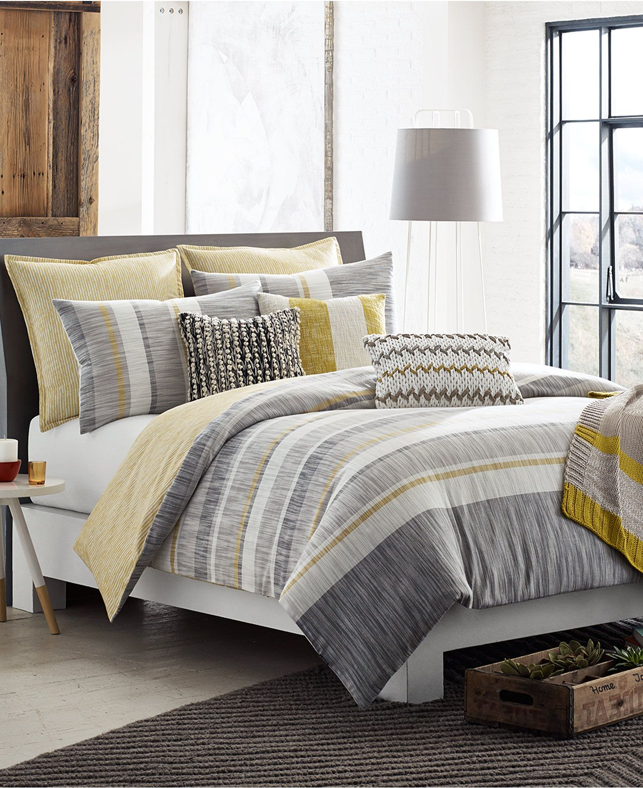 Kas Room Logan King Duvet Cover Bedding Collections
