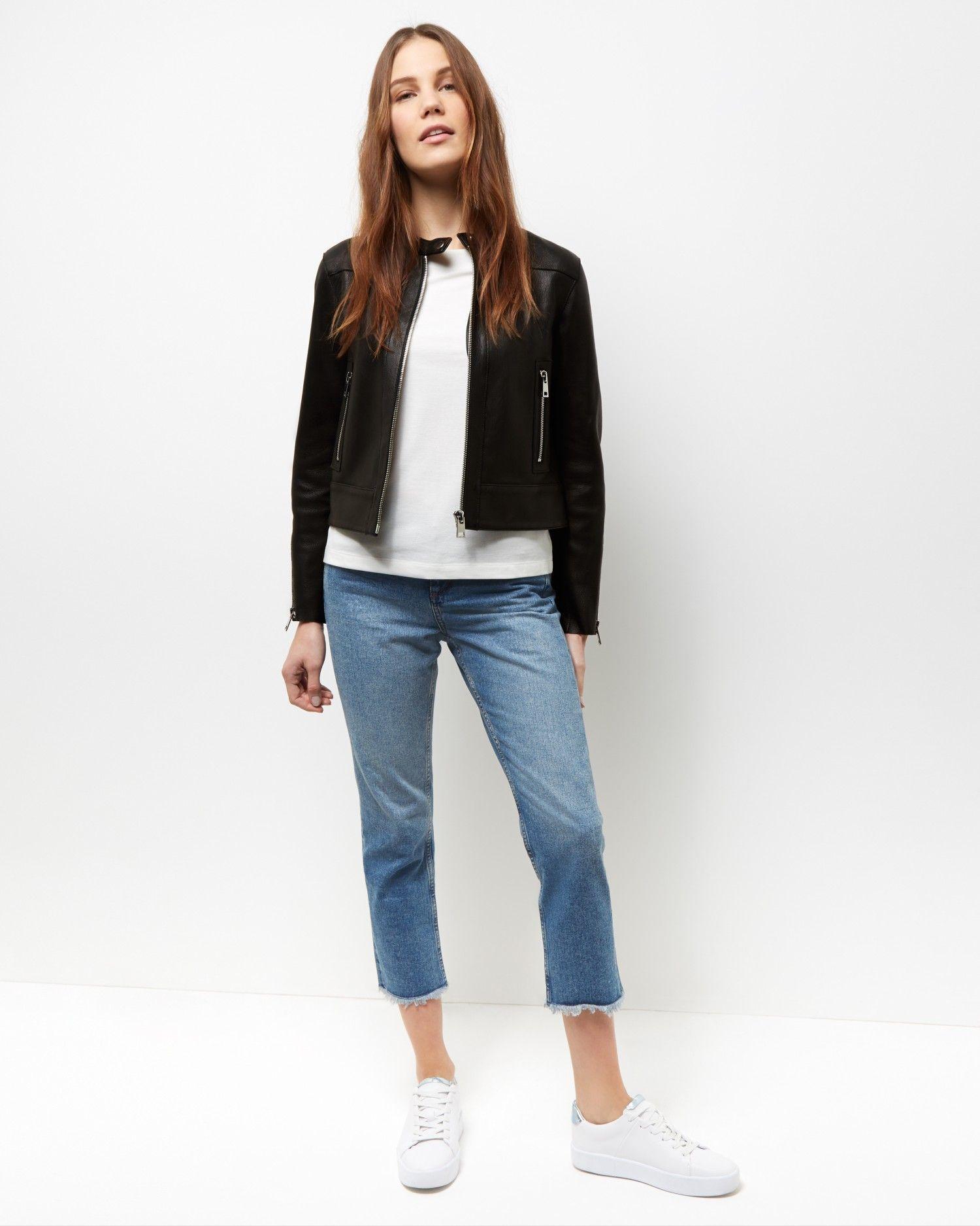 Pin by Savannah Varty on style. Biker jacket, Jackets
