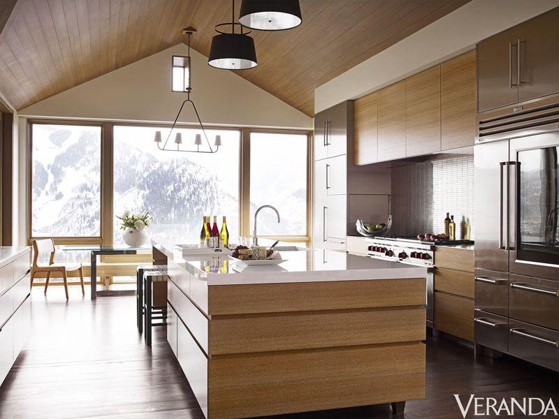 A sleek Aspen Colorado home tour designed