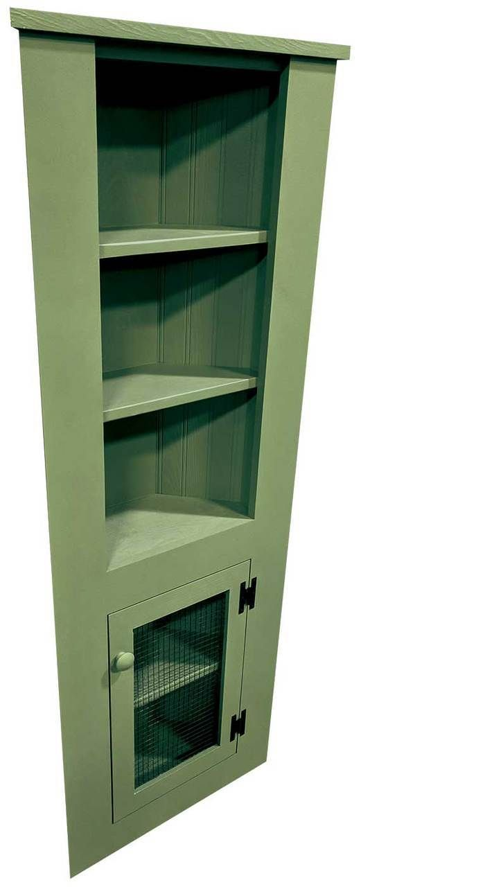 Charmant 5 Foot Kitchen Corner Hutch