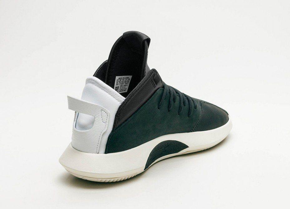 new style f259d abd1c adidas Crazy 1 ADV (Core Black  Ftwr White  Off White)