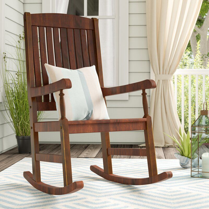 Beachcrest home rothstein rocking chair reviews