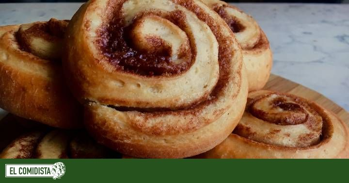 La masa de los clásicos  cinnamon rolls  es versátil. Con ella podremos preparar otros desayunos o meriendas con rellenos dulces y salados  pruébala una vez y empieza a pensar tu combinación favorita.