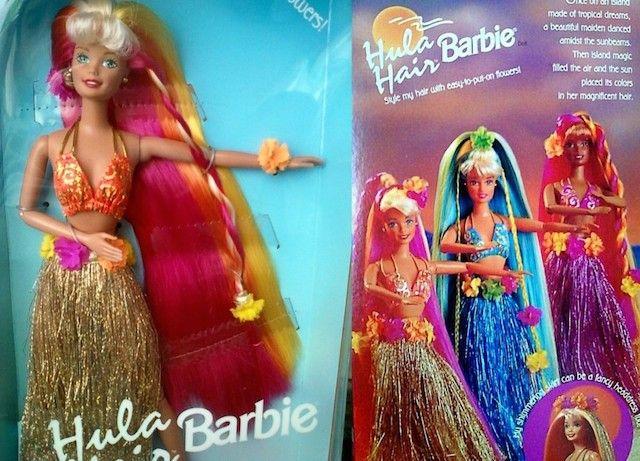 Las 20 Barbies que toda niña de los 90 recordará 13