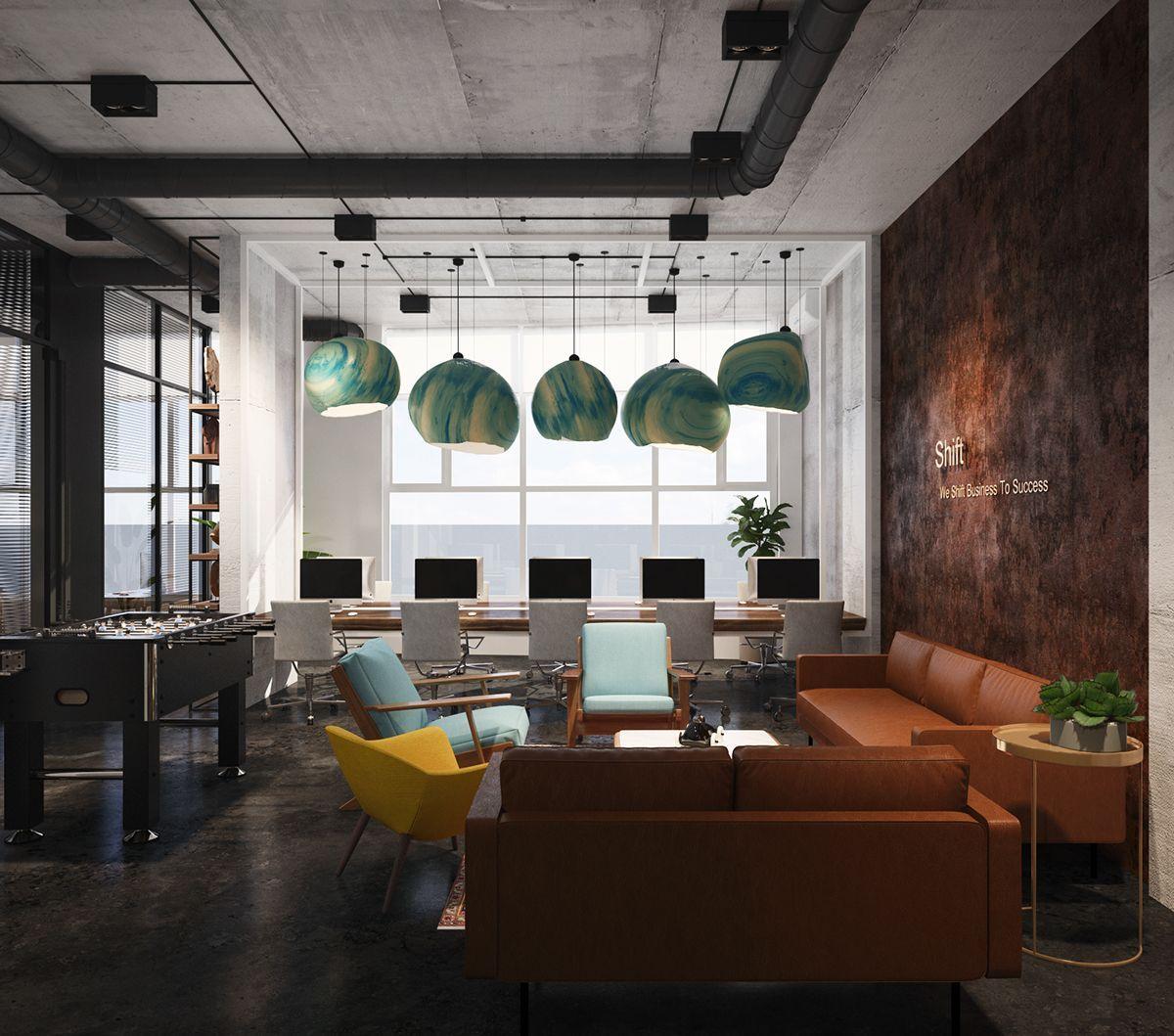 25 amazing moody mid century home office decor ideas pinterest