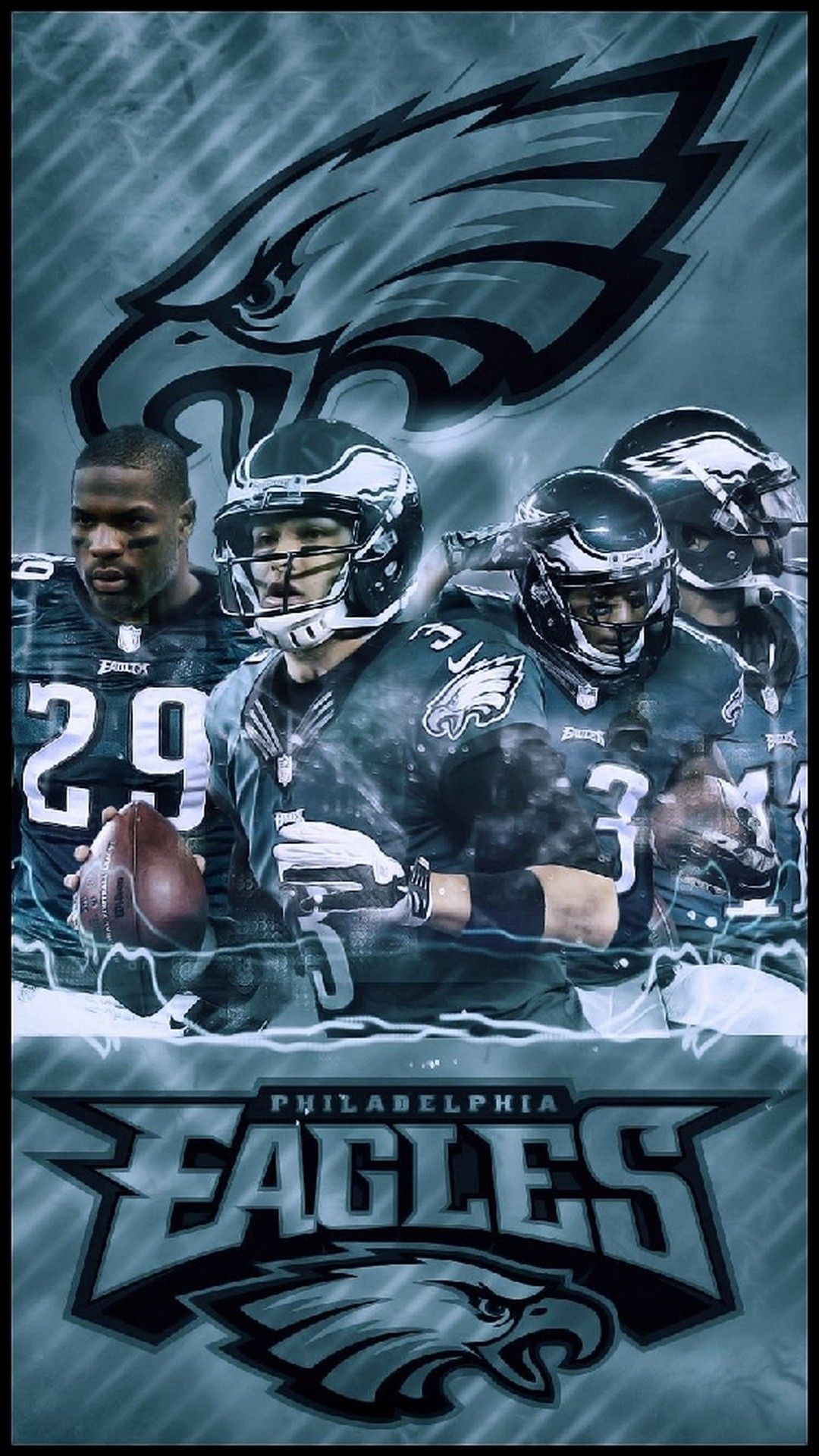 iPhone Wallpaper HD The Eagles Nfl football wallpaper