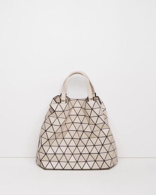 9b5bf74f83 Yet another BAO BAO ISSEY MIYAKE piecethis time a shiny
