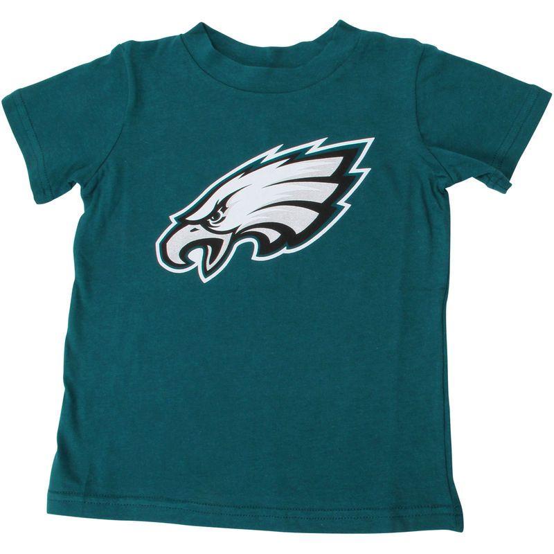 e00bde0d Philadelphia Eagles Infant Team Logo T-Shirt - Midnight Green ...