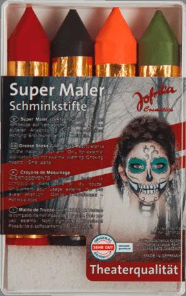 Halloween Schminke Dm.Jofrika Super Maler Halloween 25 G Dauerhaft Gunstig Online Kaufen Dm De Schminkstifte Kreatives Makeup Dm Drogerie