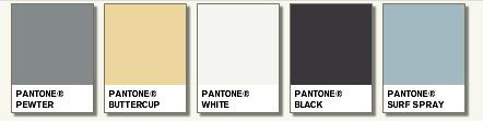 Colour board.