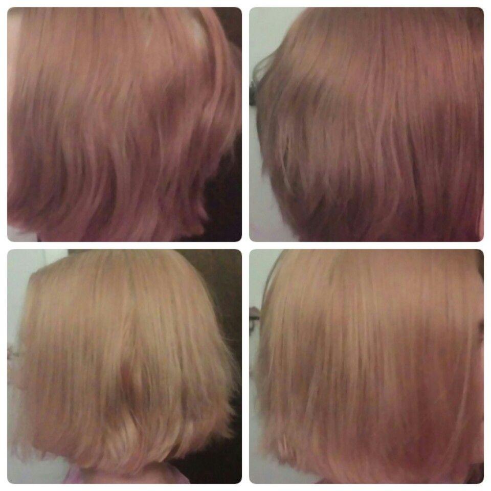 Vitamin C And Suave Daily Clarifying Shampoo I Crushed 10 Viamin C Pills Into Shampoo Mixed Into Paste A Damp Hair Styles Suave Daily Clarifying Shampoo Hair