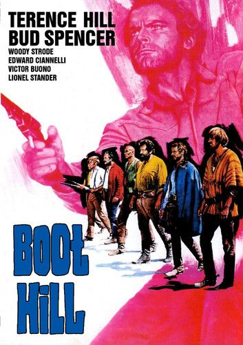 Boot Hill Aka Trinity Rides DVDAka